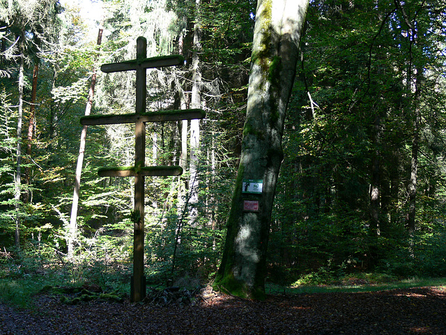 DreiKreuz am Schwarzer Berg