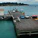 Ferry pier in Queenscliff