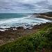 Wonderful vista from the Great Ocean Road