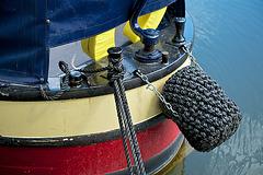Narrowboat detail