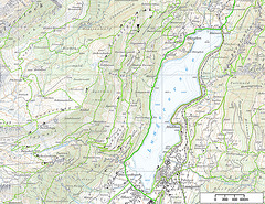 Geo-Wanderroute Turren-Lungern