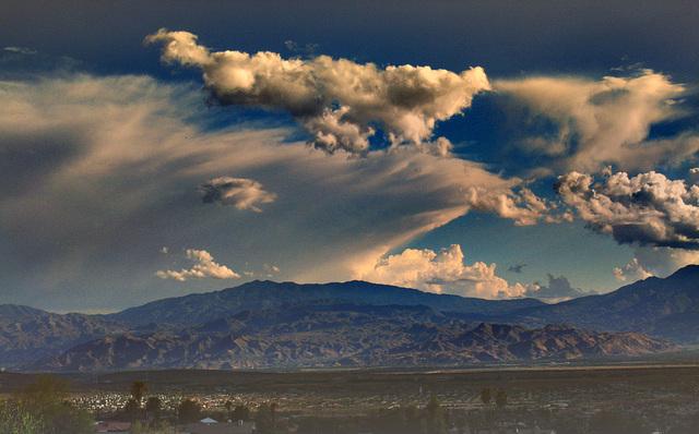 View From Desert Hot Springs (6056B)