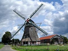 Nederland - Apeldoorn / Wenum, Oranjemolen