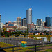 One more view of the skyline of Melbourne