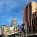 Bourke St in Melbourne