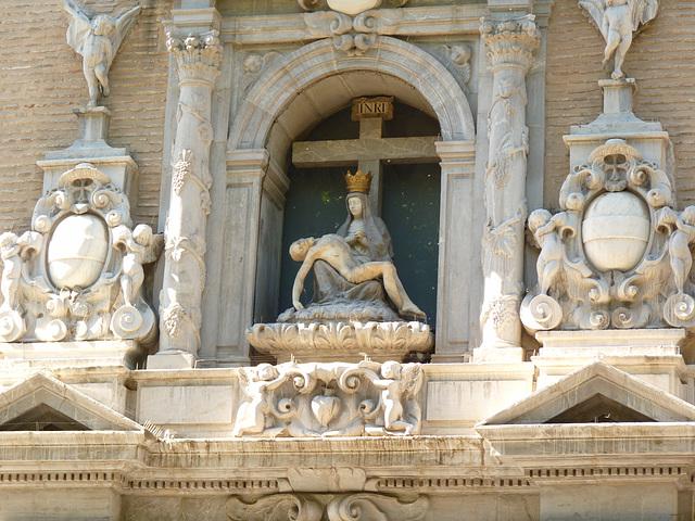 Iglesia de la Virgen de las Angustias-Granada