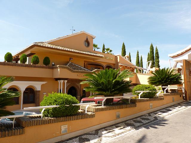 Restaurante el Lucero Granada