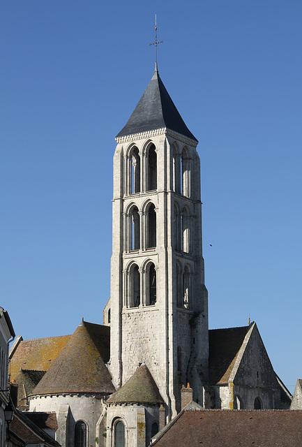 Clocher de Notre Dame de Château-Landon