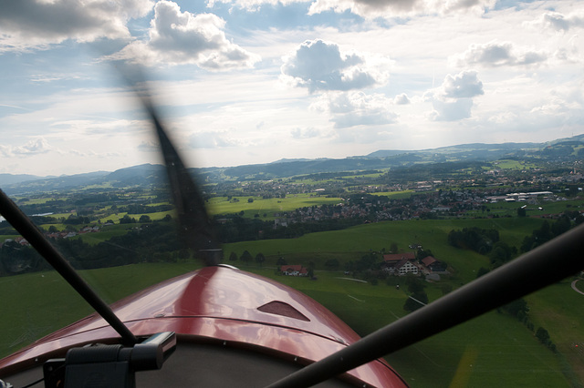Landung (Schade)