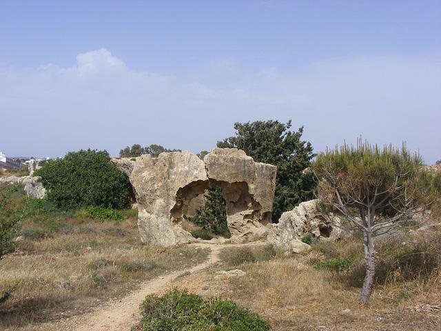 à Chypre