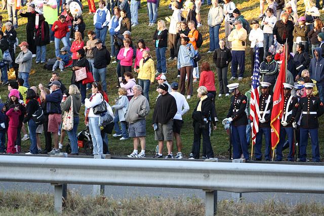 21.MCM34.Ceremony.Route110.Arlington.VA.25October2009