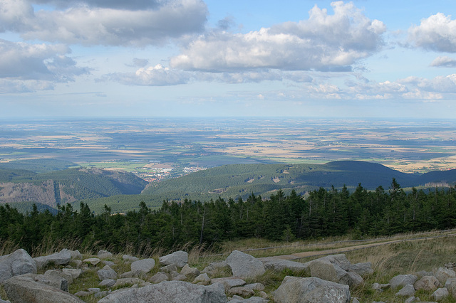 Vom Brocken nach Ilsenburg