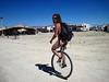 Unicyclist (1166)