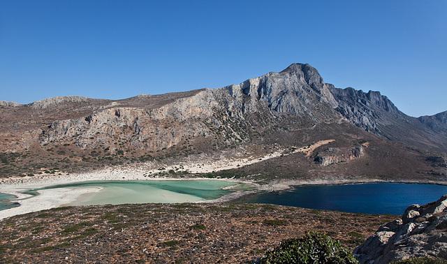 Gramvousa and Balos bay
