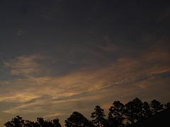 Coucher de soleil / Sunset - Pocomoke, Maryland. USA - 18 juillet 2010 - Option coucher de soleil