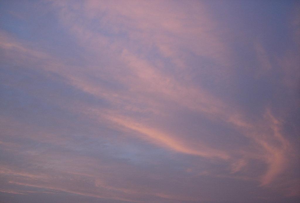 Coucher de soleil / Sunset - Pocomoke, Maryland. USA - 18 juillet 2010- Recadrage