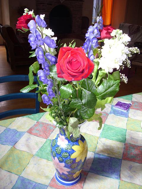 Lélia's flowers