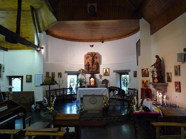 Prieuré d'Herchies : la chapelle