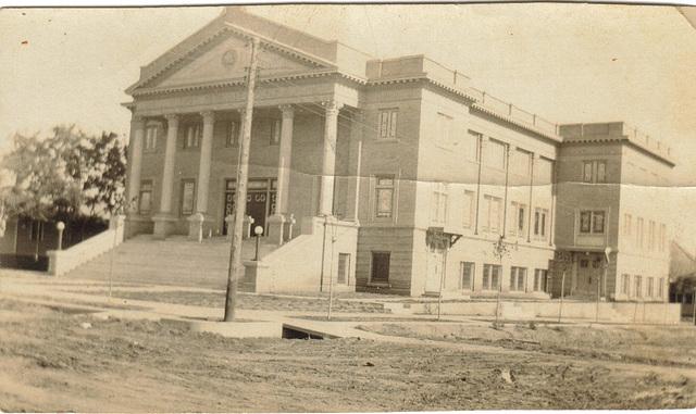 M. E. Church, Graham, Texas