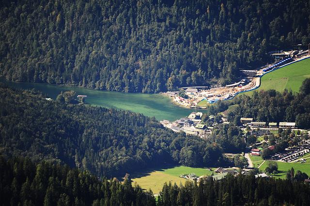 Rodelbahn Königssee