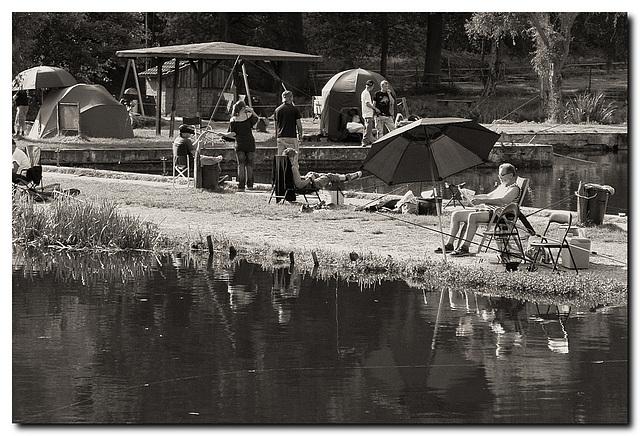 Anglers-Wochenende