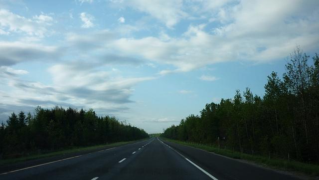Chemin du retour