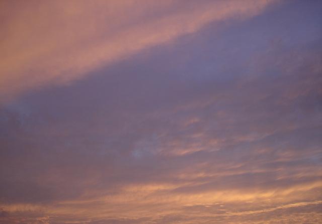 Coucher de soleil / Sunset - Pocomoke, Maryland. USA - 18 juillet 2010 - Recadrage