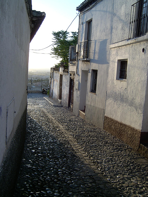 Albaycín (barrio de Granada)