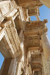 Biblioteca de Éfeso. Turquía.