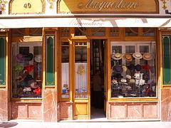 Calle Sierpes. Sevilla.