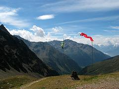 Talblick - Oberetteshütte
