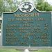 The magnolia state /  Port of Greenville, Mississippi. USA - 8 juillet 2010.