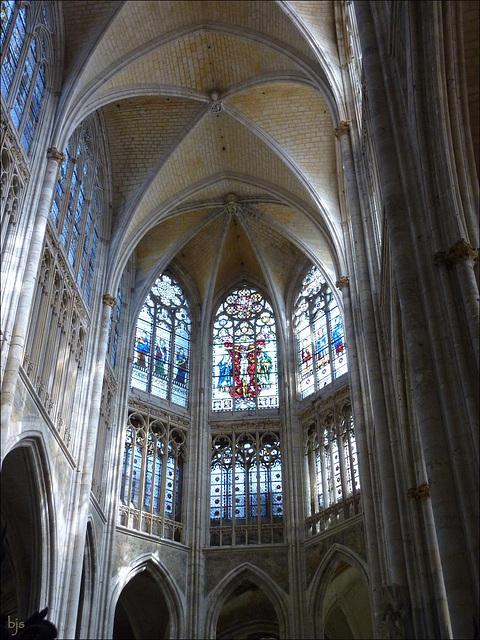 Rouen, abbatiale Saint Ouen