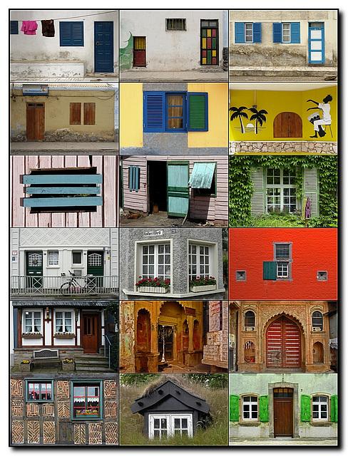 Türe, Tor, Fenster