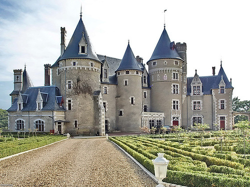 Ipernity Pa082788ac Bois Morand Castle With French Style
