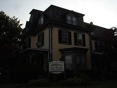 Maryland history Littleton T. Clarke house /  Pocomoke, MD. USA - 18 juillet 2010 - Photo originale