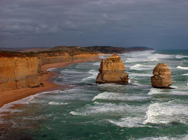 The Twelve Apostles other side