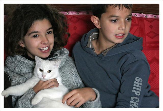 cousin cousine...et Jouba