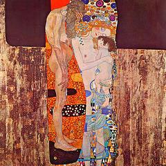 Gustav Klimt Les trois âges 19 septembre 2011