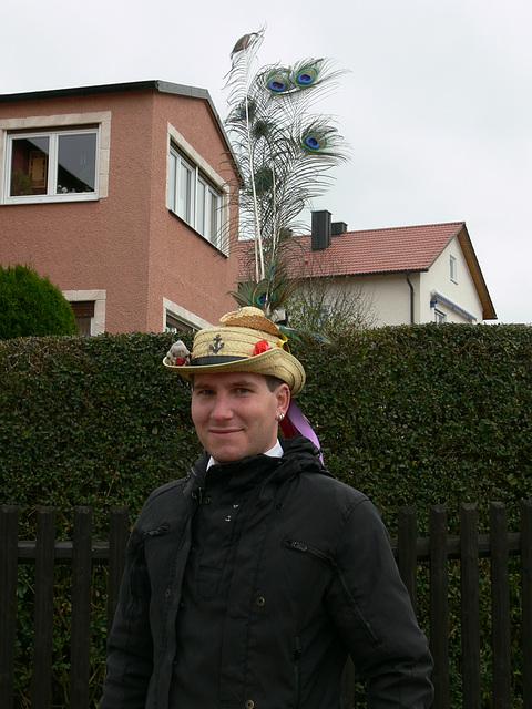 Oberpfälzer Kirwabursch