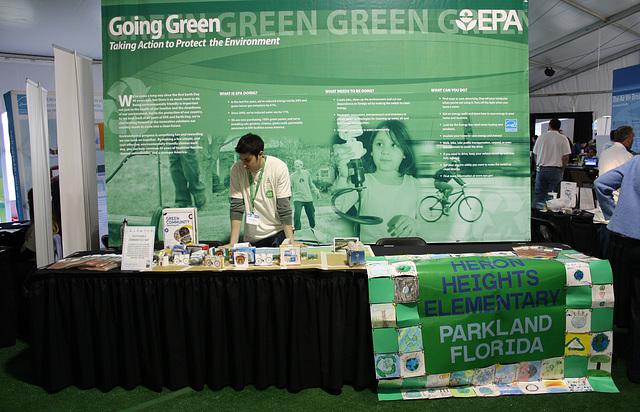 46.EPA.Expo.40thEarthDayWeek.WDC.25April2010