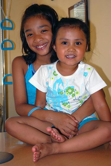 Suea Dao and Sophia