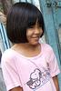 School girl in Minburi