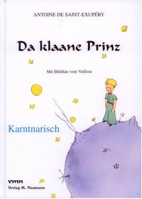 La Eta Princo. Karintia Germana