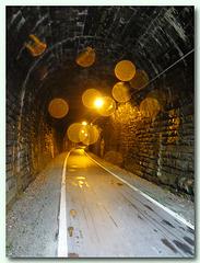 der Kückelheimer Eisenbahntunnel