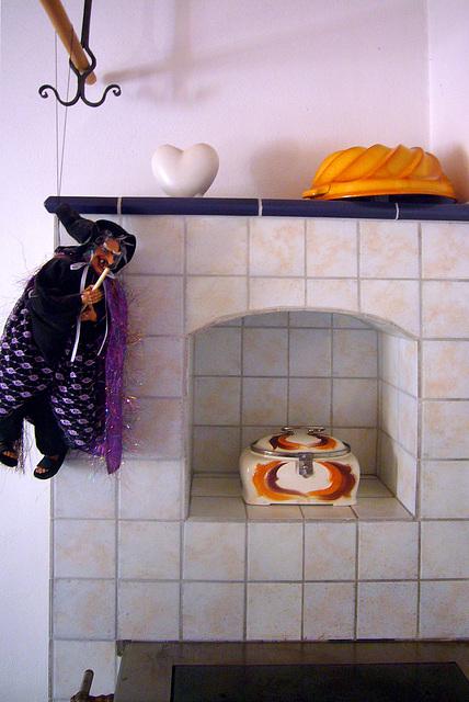 Hexenküche ...