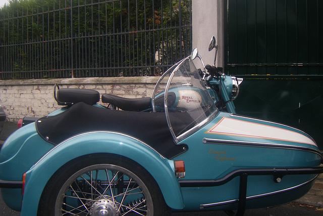 Side car légendaire