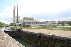 Usines de verre Corning à Bagneaux-sur-Loing (77)