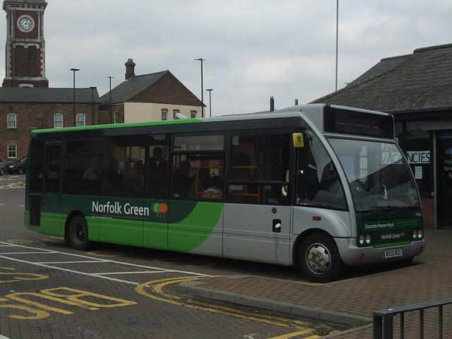 DSCF5669  Norfolk Green (Stagecoach) MX55 WCU