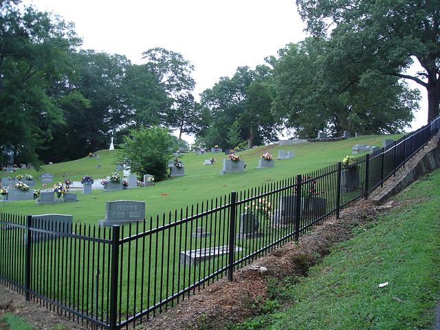 Capt.A.J. Memorial Hamilton cemetery